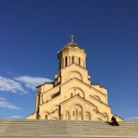 Дорога к Храму :: Юлия Грозенко