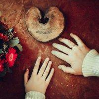 Обручальное кольцо :: Зинаида Дрим
