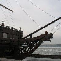 Вид с Мытнинской набережной на Дворцовую :: Елена Павлова (Смолова)