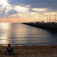 Отпусти меня,пожалуйста,на море.... :: Рустам Илалов