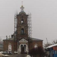 храм г.Скопин :: Дмитрий Потапкин