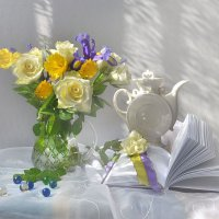Когда вокруг весна ,я снова в чудо верю... :: Валентина Колова
