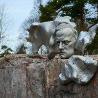 Памятник Я.Сибелиусу. Хельсинки :: Игорь Николаич