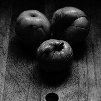 мочёные яблоки :: Дмитрий Потапов