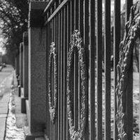 ограда Гоголевского бульвара :: Ксения просто Ксения