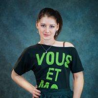 Модница :: Ильдар Шангараев