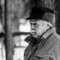 Грусть одиночества. :: Владимир Безбородов