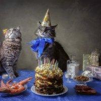 День рожденья - грустный праздник :: Ирина Приходько