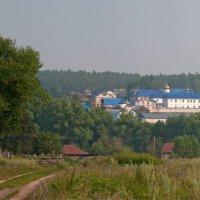 Жадовский монастырь :: Владимир Новиков