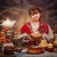 Кашу маслом не испортишь! :: Ольга Егорова