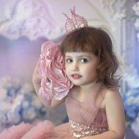 Немного сказки в детстве... )) :: Райская птица Бородина