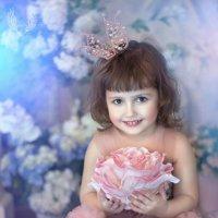 Немного сказочного детства... :) :: Райская птица Бородина