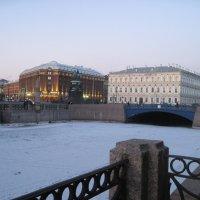 Синий мост :: Маера Урусова