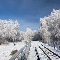 Детская железная дорога :: Анатолий Иргл