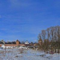 Суздальские монастыри :: Сергей Цветков
