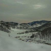 Идущим в горы посвящается.... :: Татьяна Степанова