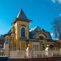 Особняк И.Л. Динга в Москве :: Alexander Petrukhin