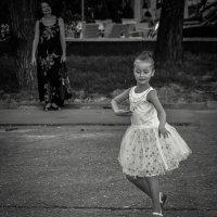 Юная балерина. :: Павел Лушниченко