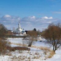 Церковь Косьмы и Дамиана на Яруновой горе. :: Александр Теленков