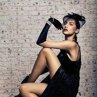 Маленькое черное платье :: Anna Sidorenko