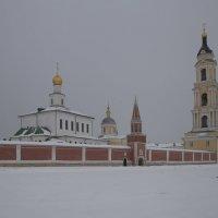 Старый Голутвинский монастырь :: Александра
