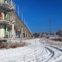 Новый Академический мост :: Анатолий Иргл