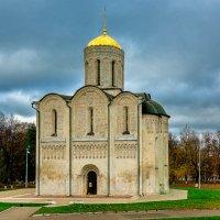 Дмитриевский собор. 12век. :: Николай