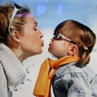 Как я счастлив, что ты - моя мама! :: Наталья Джикидзе (Берёзина)