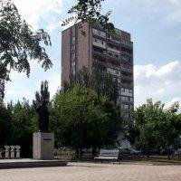 Городской пейзаж :: Svetlana Lyaxovich