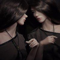 Наедине с собой... :: Алиса Колмагорова