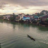 город Пангасьян :: Надежда Шемякина