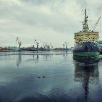 Петербург. С видом на Неву. :: Анна Корсакова