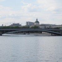 Москва. Большой Устьинский мост :: Дмитрий Никитин