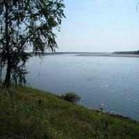 На берегу реки Вычегды. :: Ираида Мишурко