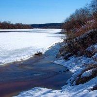 Сложила полномочия зима... :: Лесо-Вед (Баранов)