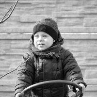 Детство в деревне :: Лана Нурыева