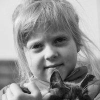 Детство в деревне. :: Лана Нурыева