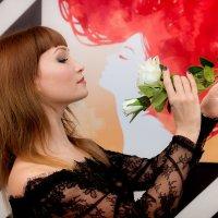 Вдохновение ... портретом :: Ростислав Уханов
