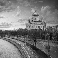 Москва в марте 2017 :: Владимир Саблин