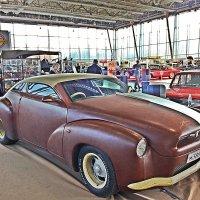 Вот такое  гламурное кожаное авто ! :: Виталий Селиванов