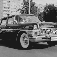 Парад ретро-автомобилей :: Иван Щетинин