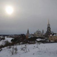 Торжок. Борисоглебский монастырь :: Наталья Левина