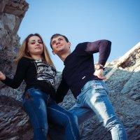Олег и Виктория :: Виктория Коломиец