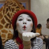 Воздушный поцелуй :: Елена Логачева