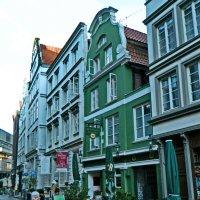 На улочках Гамбурга :: Андрей K.
