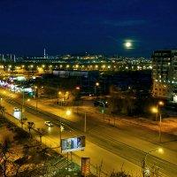 Пока город спит :: Екатерина Торганская