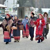 Белокуриха: Казачий лад гуляет... :: Аркадий Пазовский