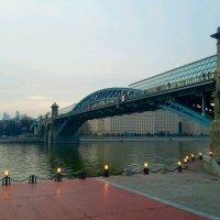 Андреевский мост :: Вера