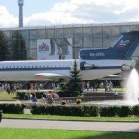 Самолёт Як-42 :: Дмитрий Никитин