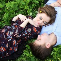 love story Екатерины и Александра :: Дарья Донцова